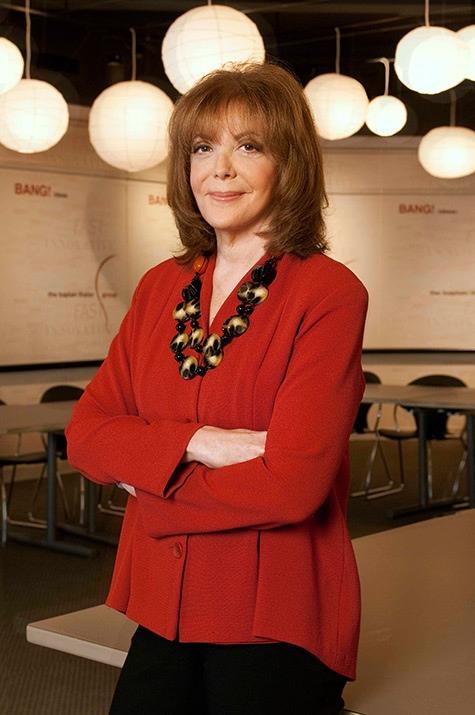 Linda Kaplan Thaler, Chair, Publicis Kaplan Thaler